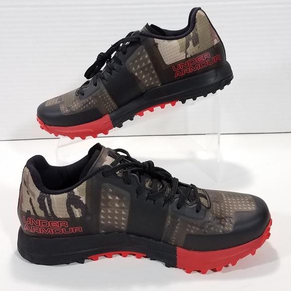 Under Armour Horizon RTT Trail Running Shoes Sz 8